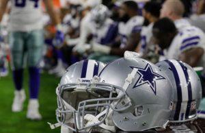 Cowboys' helmets
