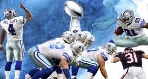 Los Dallas Cowboys irán al Super Bowl