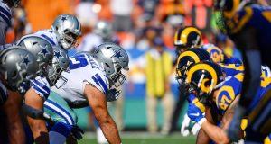 Cowboys vs Rams