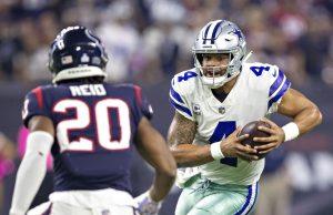 Cowboys vs Texans