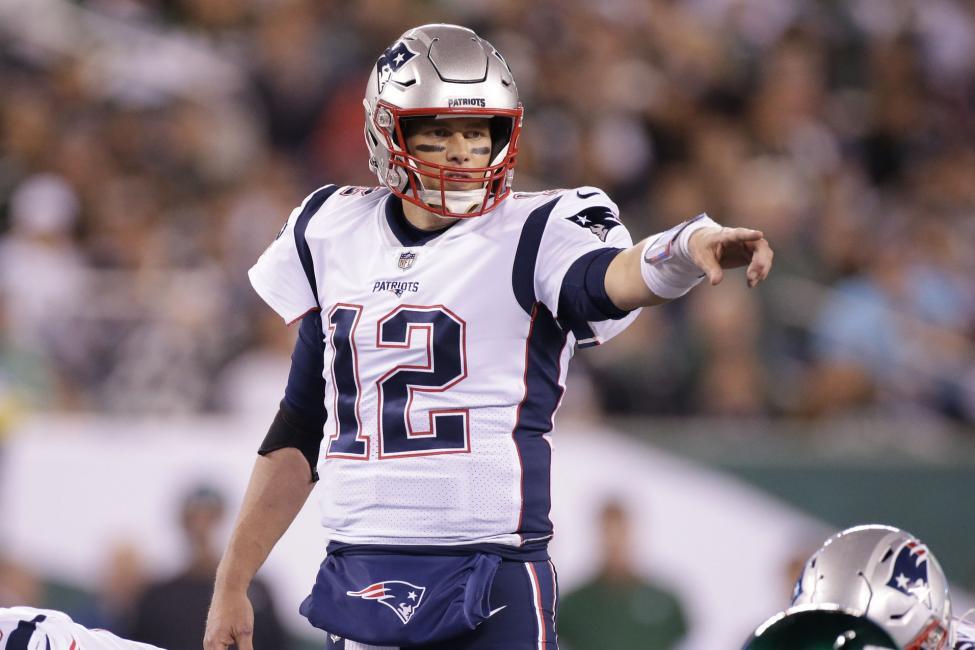 Tom Brady no se encuentra contento con su ofensiva y los Cowboys